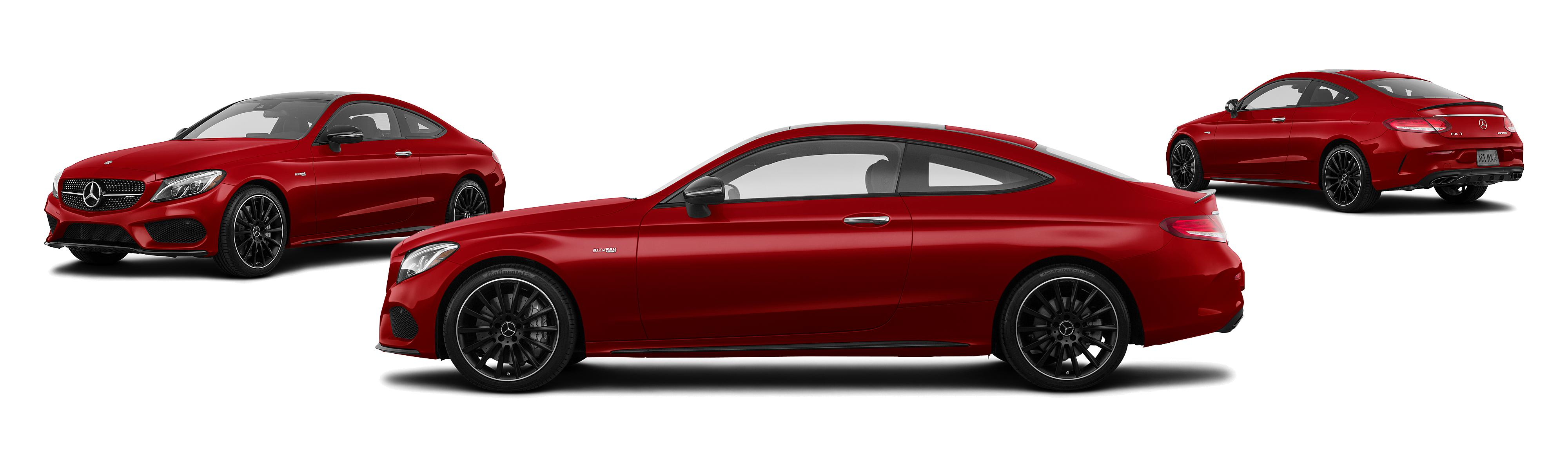 2018 Mercedes Benz C Class AWD AMG C 43 4MATIC 2dr Coupe Research