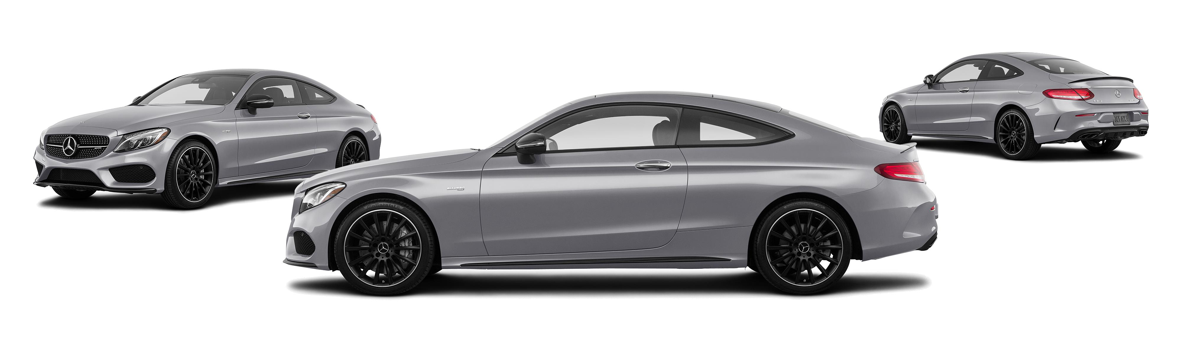 2018 Mercedes Benz C Class AMG C 63 2dr Coupe Research GrooveCar
