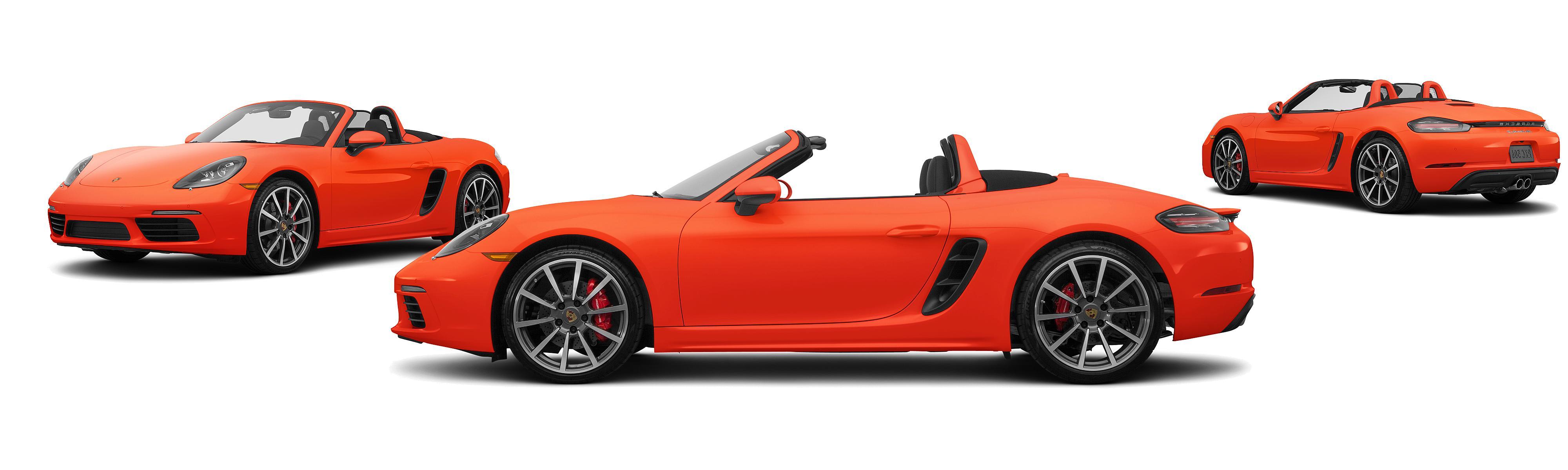 2018 Porsche 718 Boxster S 2dr Convertible Research GrooveCar