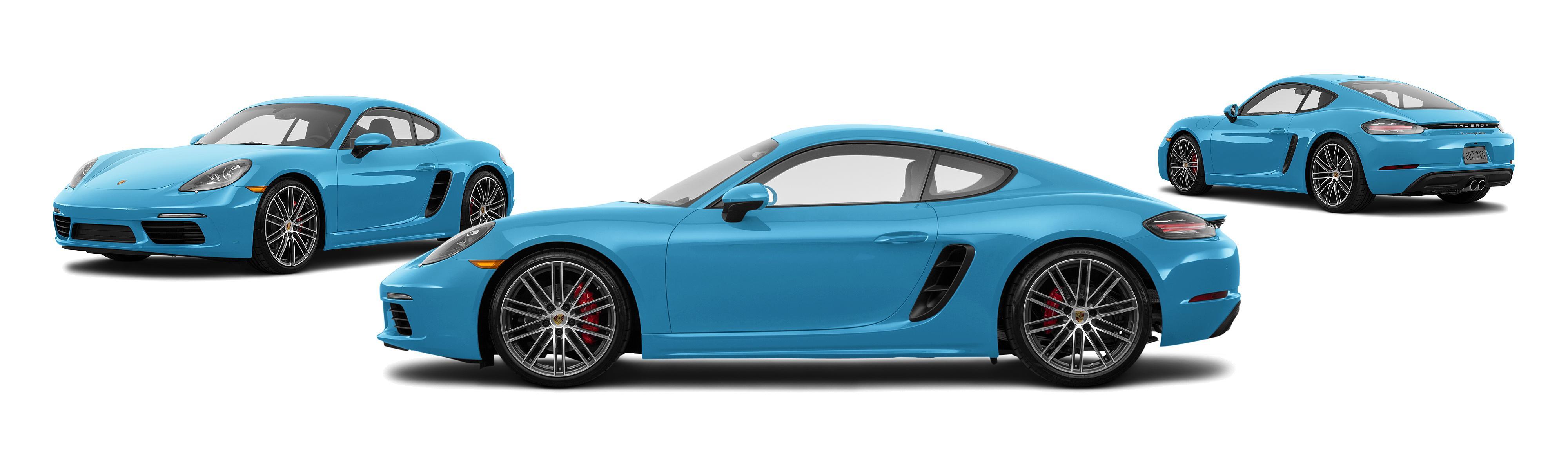 Porsche Cayman S Dr Coupe Research GrooveCar - Porsche cayman invoice price
