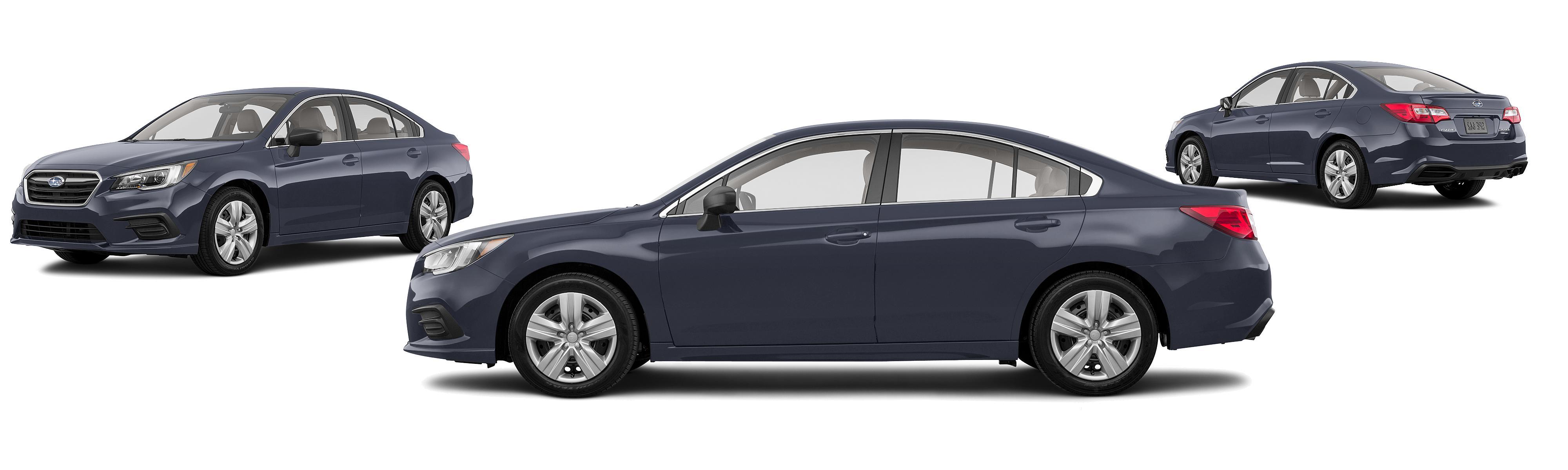 Subaru Legacy AWD I Dr Sedan Research GrooveCar - 2018 subaru legacy invoice price