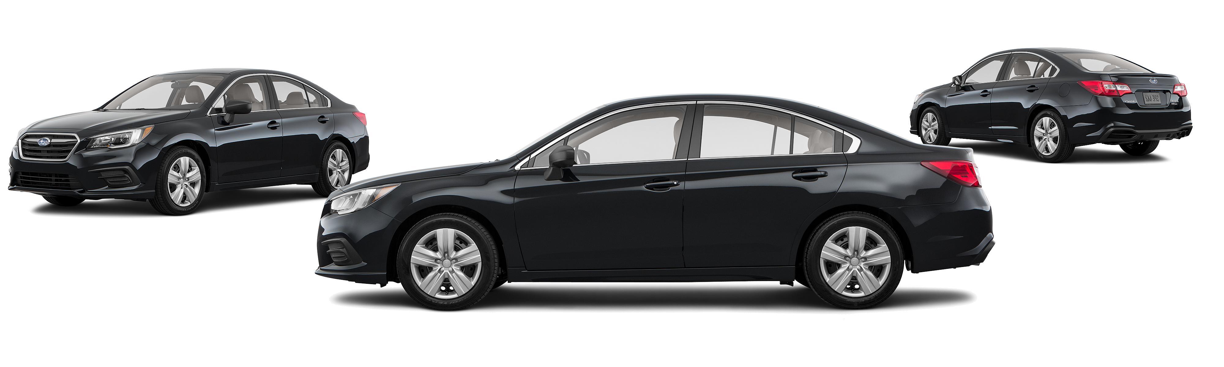 Subaru Legacy: California proposition 65 warning