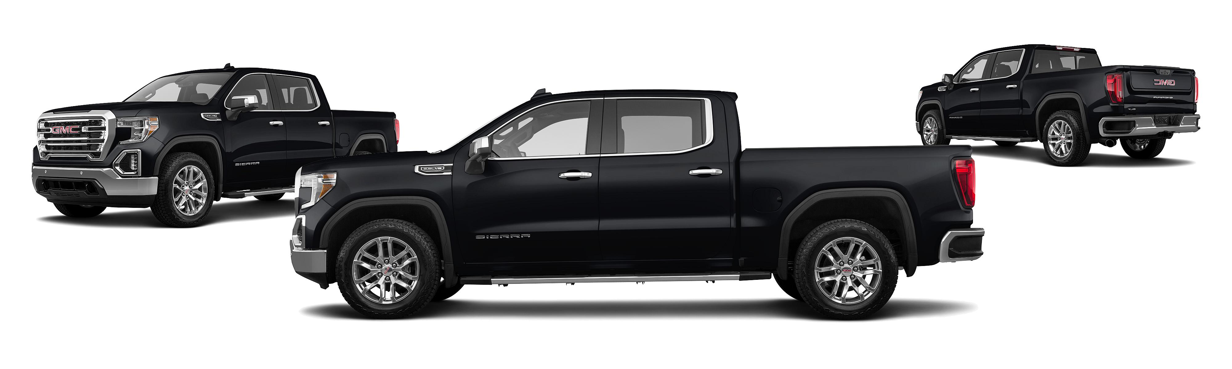 2019 Gmc Sierra 1500 4x4 At4 4dr Crew Cab 5 8 Ft Sb Research Groovecar