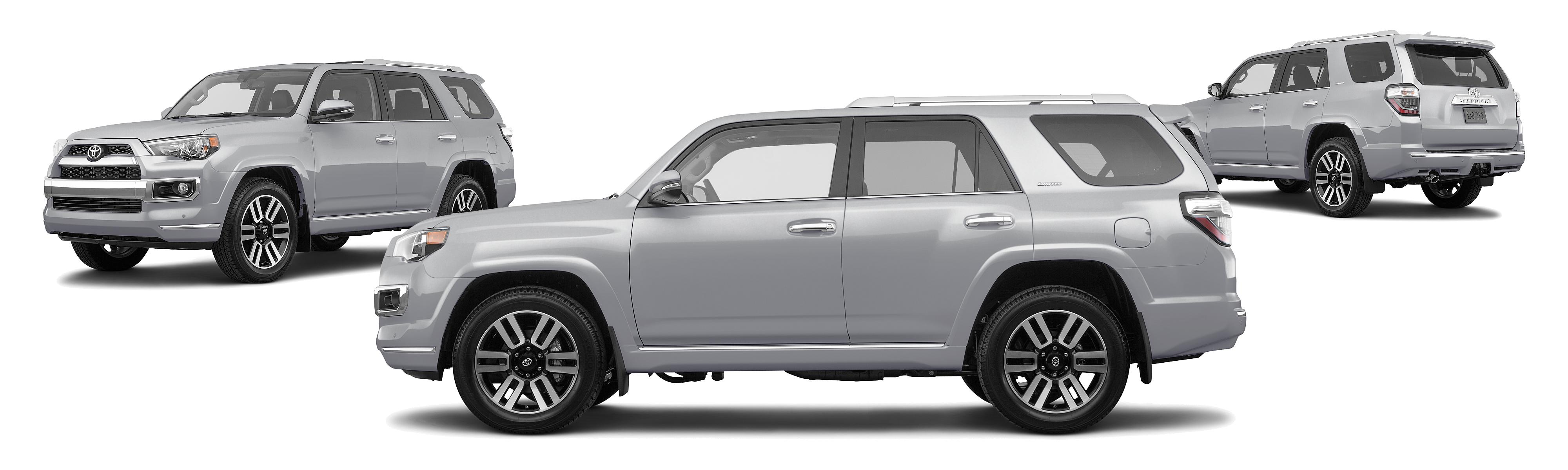 2020 Toyota 4runner 4x2 Limited 4dr Suv Research Groovecar