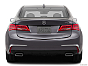 2020 Acura TLX 3.5L w/ Technology Package, low/wide rear.