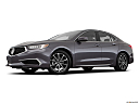 2020 Acura TLX 3.5L w/ Technology Package, low/wide front 5/8.