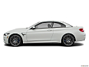 2020 BMW 4-series M4, drivers side profile, convertible top up (convertibles only).