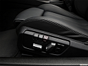 2020 BMW 4-series M4, seat adjustment controllers.