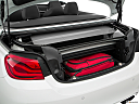 2020 BMW 4-series M4, trunk props.