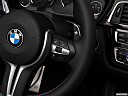 2020 BMW 4-series M4, steering wheel controls (right side)