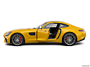 2020 Mercedes-Benz AMG GT C, driver's side profile with drivers side door open.