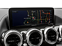 2020 Mercedes-Benz AMG GT C, driver position view of navigation system.
