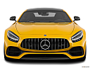 2020 Mercedes-Benz AMG GT C, low/wide front.