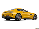 2020 Mercedes-Benz AMG GT C, low/wide rear 5/8.