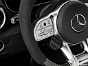 2020 Mercedes-Benz AMG GT C, steering wheel controls (left side)