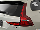 2020 Volvo V60 Cross Country T5 AWD, passenger side taillight.
