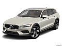 2020 Volvo V60 Cross Country T5 AWD, front angle view.