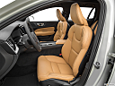 2020 Volvo V60 Cross Country T5 AWD, front seats from drivers side.