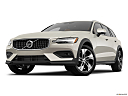 2020 Volvo V60 Cross Country T5 AWD, front angle view, low wide perspective.