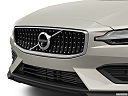 2020 Volvo V60 Cross Country T5 AWD, close up of grill.