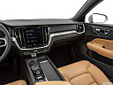 2020 Volvo V60 Cross Country T5 AWD, center console/passenger side.